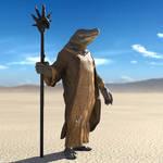 Sobite in the Desert