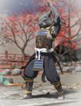 Samurai Neko