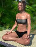 Hot meditation