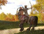 Centaur and Rider LsM