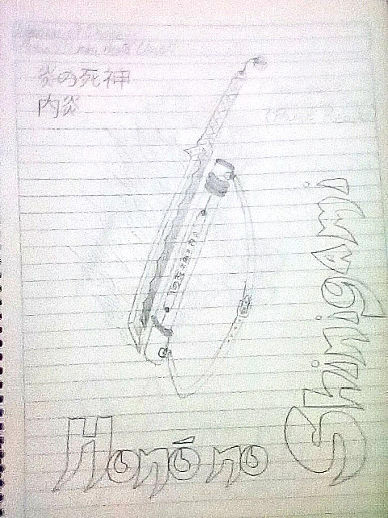 Hono no Shinigami by ArturoJCB1996