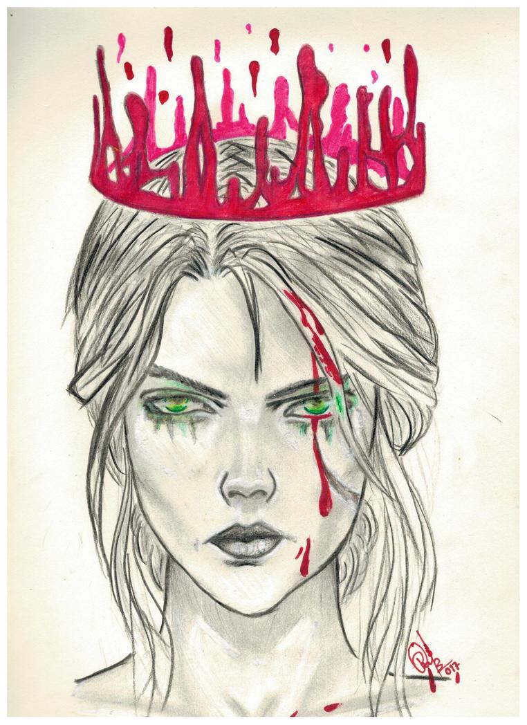 Queen by Ritika-B