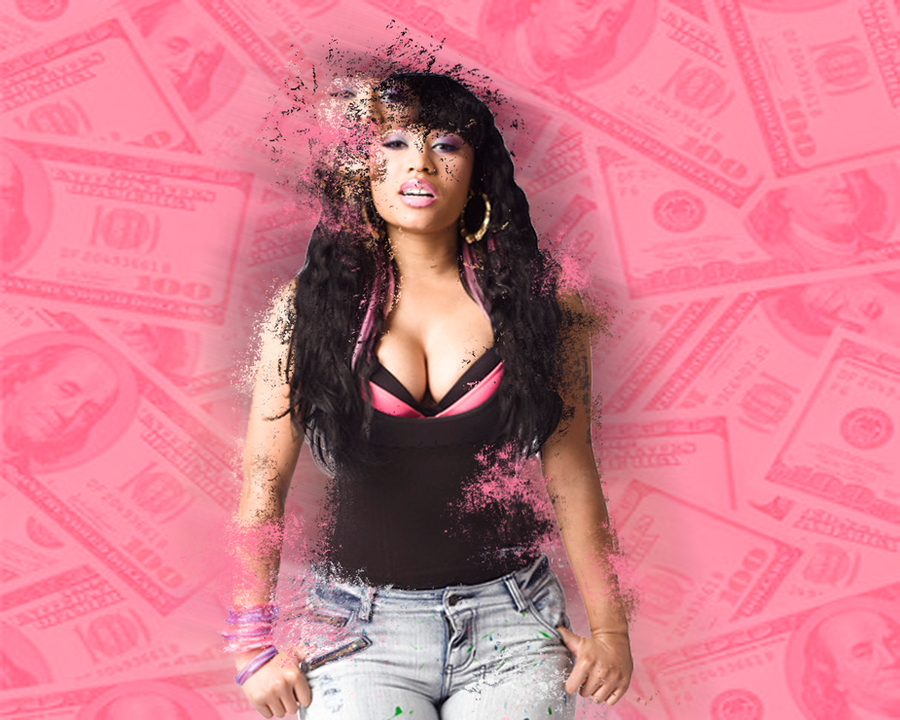 Nicki minaj wallpaper by gahenm on deviantart nicki minaj wallpaper by gahenm voltagebd Image collections