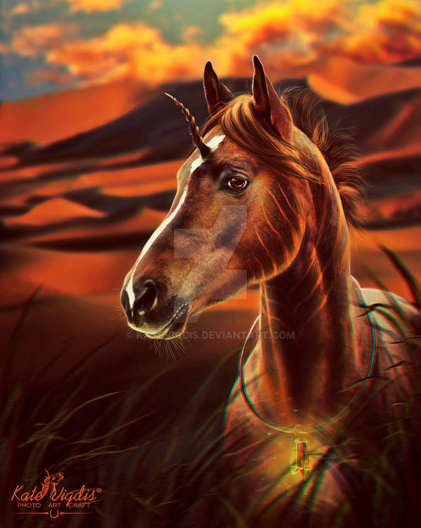 Guardian of the Desert