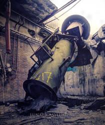 Contamination zone #17 - AH by ThomasSmit