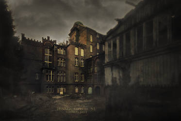 Withered - Monastery J by ThomasSmit