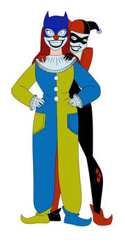 Harley's New Clown