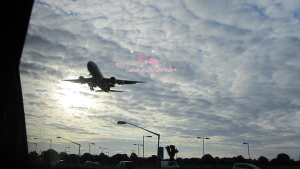 Airplane by HuouCaoCo