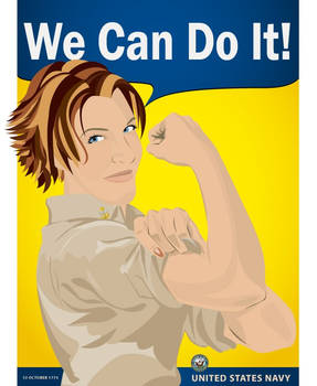 We Can Do It-Navy