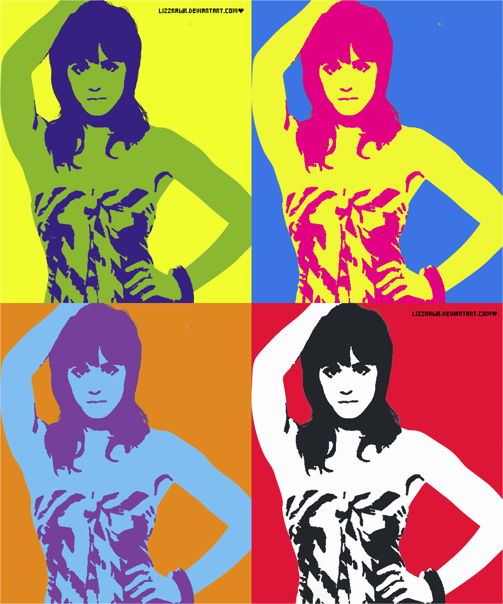 Katy Perry PopArt by LizzRawr on DeviantArt