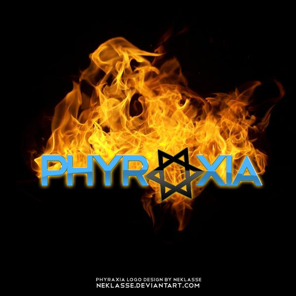 Phyraxia Logo by Neklasse