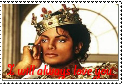 I will always love you - Michael Jackson stamp. by TheOfficialKaeChan