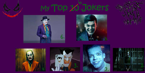 My Top Jokers