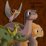 The Gang of Five