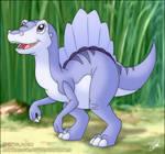 Lima, the Spinosaurus