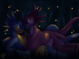 Just Us Two by Hakunaro
