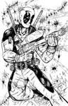 Deadpool - inks
