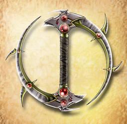 Warrior Princess Weapon Of Choice