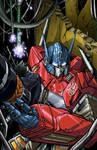 Optimus Prime - Instruments of Destruction