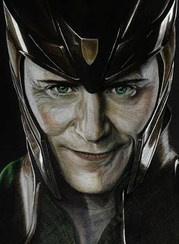 Loki (grey paper)