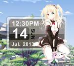 Rainmeter - Kobato Hasegawa Calendar - hiddens