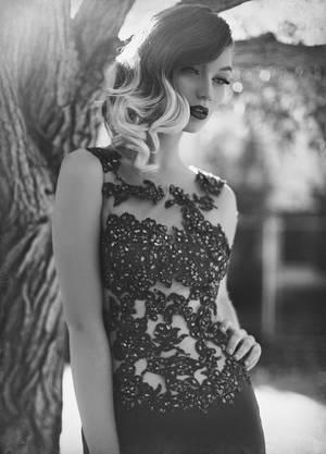 Black and White by Lisa-MariePhotog