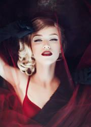 Marilyn by Lisa-MariePhotog