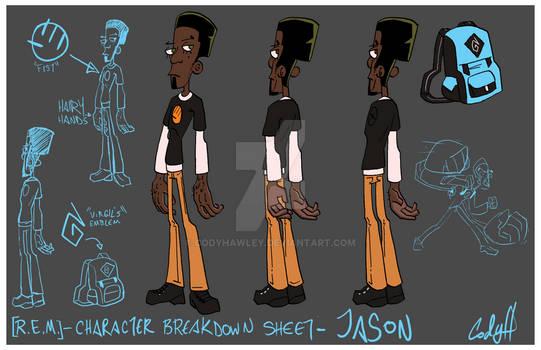REM JASON Charactersheet