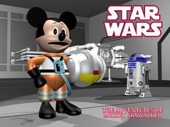 fan art - star wars - 12 by doberdog