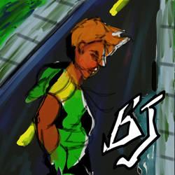 Daily Paint Doodle 1