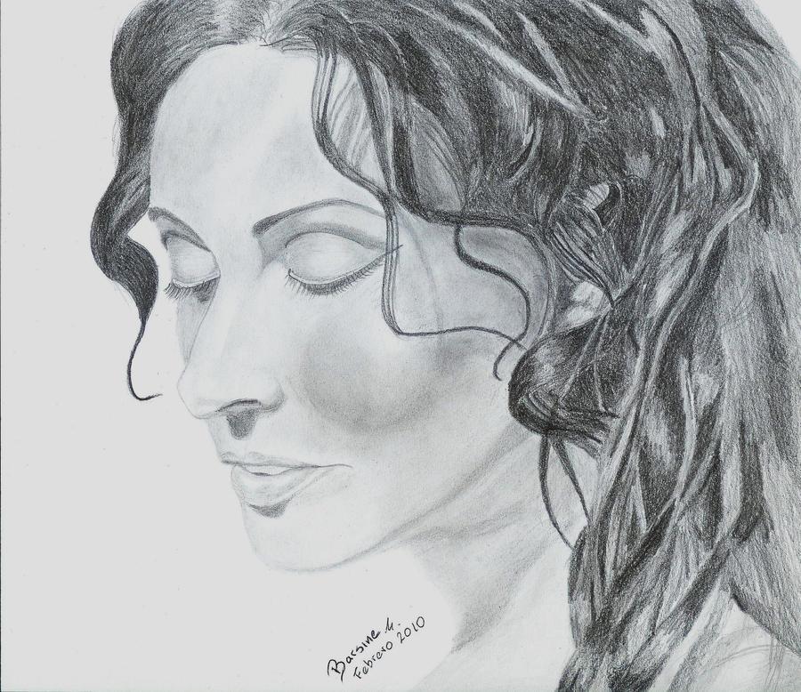 Sarah Brightman Harem by Barsine4k
