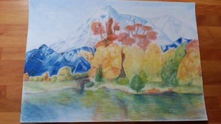 Autumn Nature by HatsuneMimi