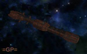 Cargo-Frachter by Sketcher-GP