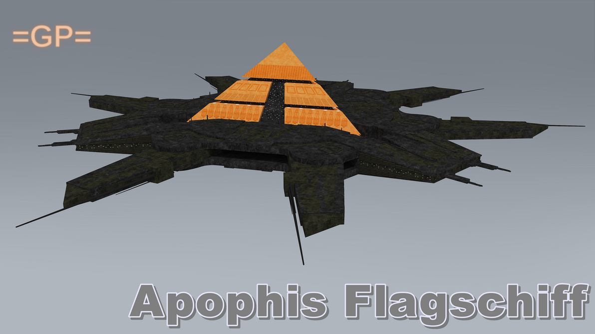 Apophis Flagschiff by GP-Sketcher