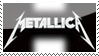 Metallica Stamp by ZeKRoBzS
