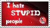 Stupid People by ZeKRoBzS