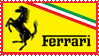 Ferrari Stamp by ZeKRoBzS