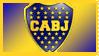 Boca Juniors Stamp by ZeKRoBzS