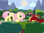 Request - Giant Fluttershy