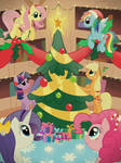 ATG Day 15 - Decorating the Tree