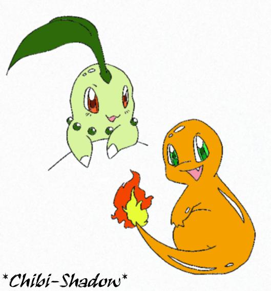 Chika and Zippo -sketch-