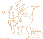 Libby the Eevee