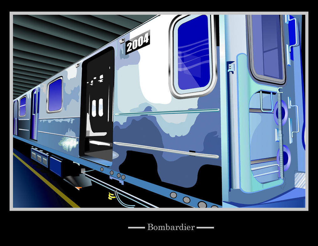Bombardier by terrill