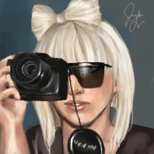 Picturesque - Lady Gaga by panda101324