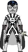 Superman Black Lantern by hiasi