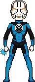 Blue Lantern Saint Walker by hiasi