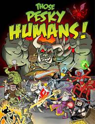 Those Pesky Humans