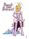 Pissed-Off Princess
