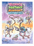 Teenage Mutant Astronaut Ostriches
