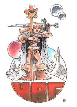 Urf Barbarian Queen